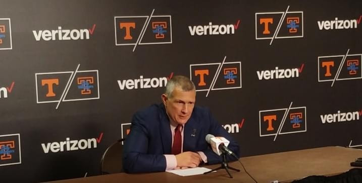 "Video: Frank Martin ""Jordan Bone presents a problem for every team in the country, not just us"""