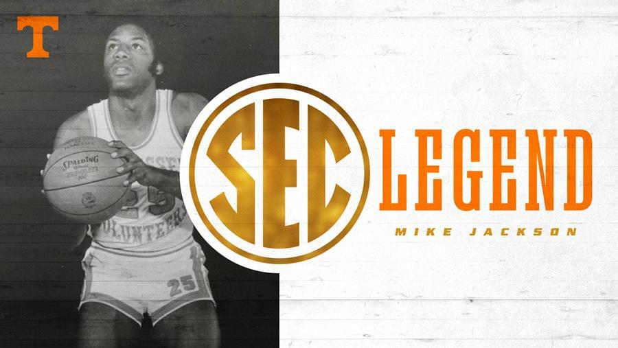 Mike Jackson to be Honored as Tennessee's SEC Legend