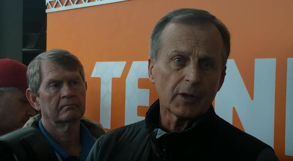 Video: Rick Barnes previews Top 5 match-up with Kentucky