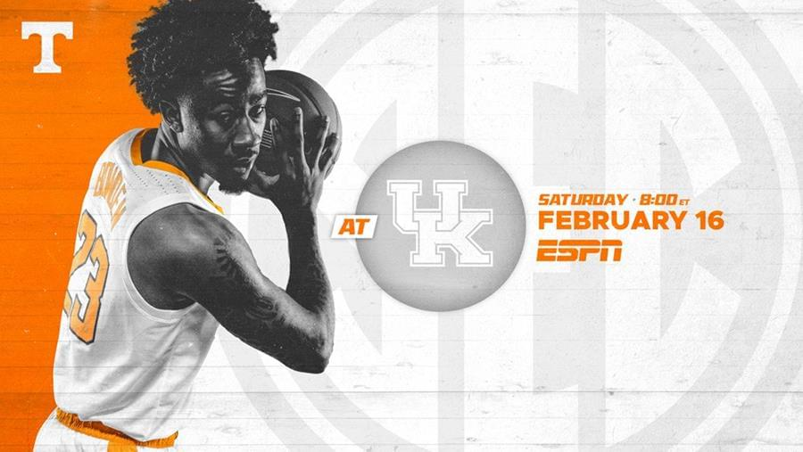 Hoops Preview: #1 Tennessee at #5 Kentucky
