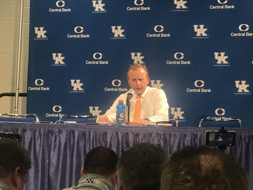 """Audio: Barnes postgame """"I told the coaches, I said 'I don't know who I'm looking at, what I'm looking at"""""""