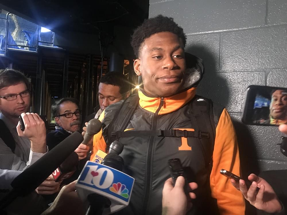 """Audio: Schofield postgame """"Honestly, they just kicked our butts. It just is what it is. We weren't as physical."""""""