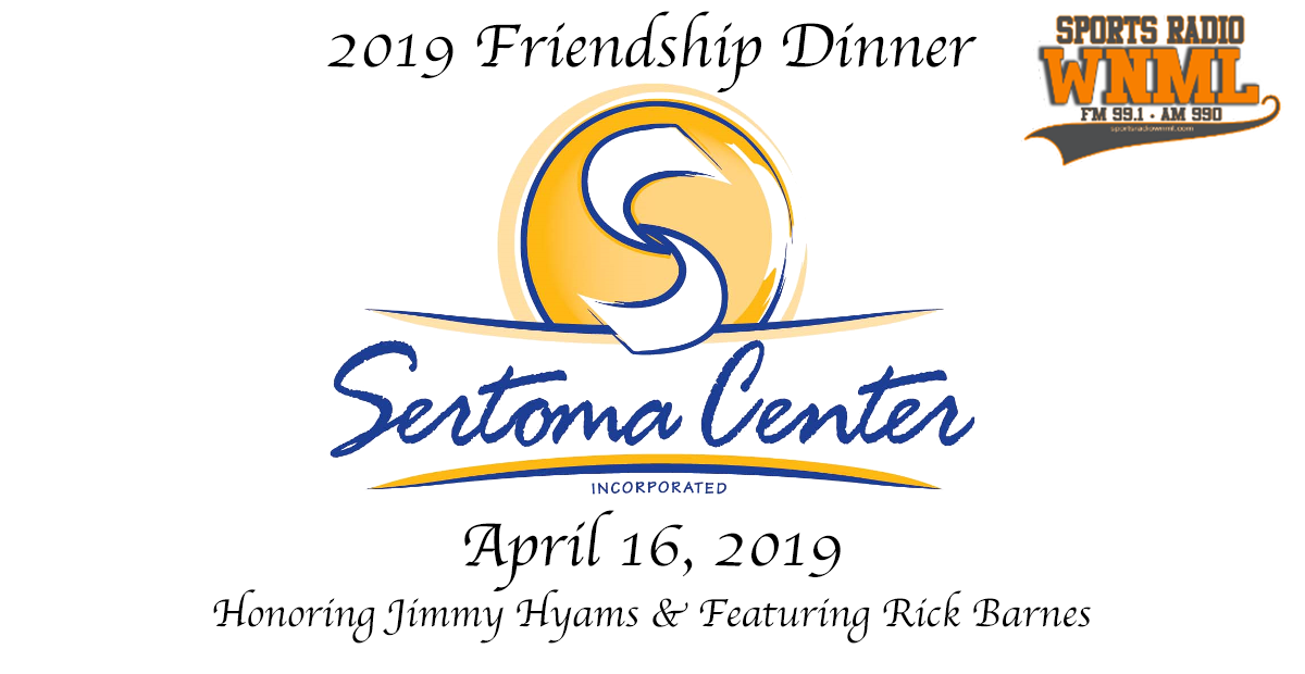 Sertoma Center's Friendship Dinner