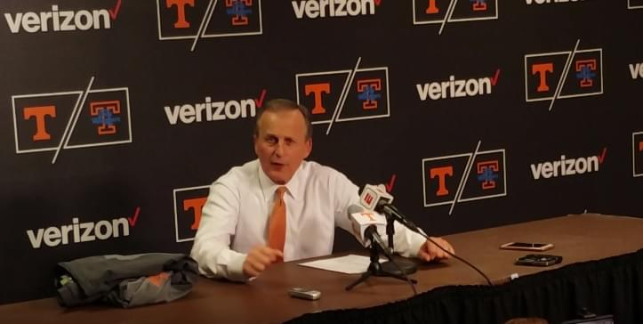 Video: Rick Barnes liked the defense and response, not concerned about offense after win over VU