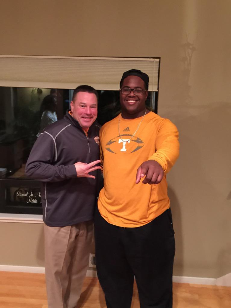 Why Tennessee's 2015 Class Didn't Pan Out