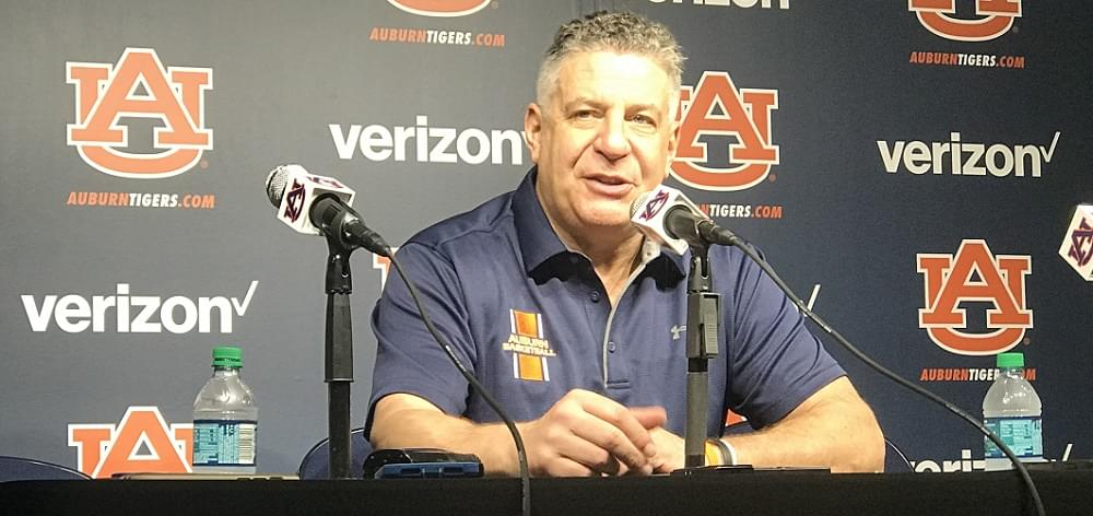 "Audio: Bruce Pearl postgame ""Tennessee is a championship program"""