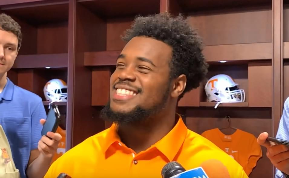 "Video: Brandon Kennedy on Wanya Morris ""He's a great player. He's got a lot of upside and ability."""