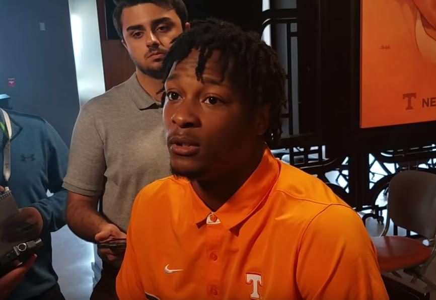 "Video: Ty Chandler on RB Eric Gray ""I'm very impressed with Eric. Very smart kid."""