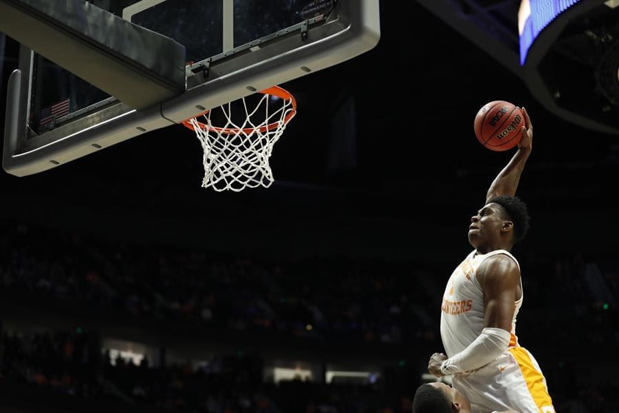 Vols Defeat Mississippi State, 83-76, to Advance to SEC Tournament Semifinals