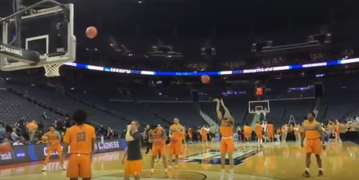Video: Watch the Vols open practice in Columbus on Thursday