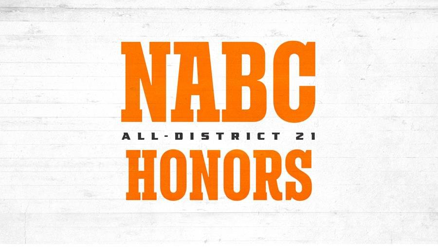 Vols Represented in NABC All-District Honors