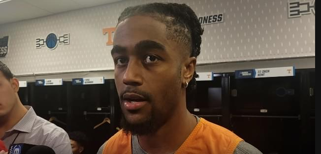 """Video: Jordan Bone reveals """"NBA attention"""" he received during the season and how he handled it"""