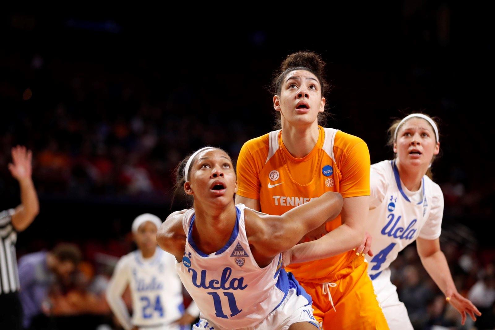 Lady Vols Fall to No. 20/24 UCLA, 89-77
