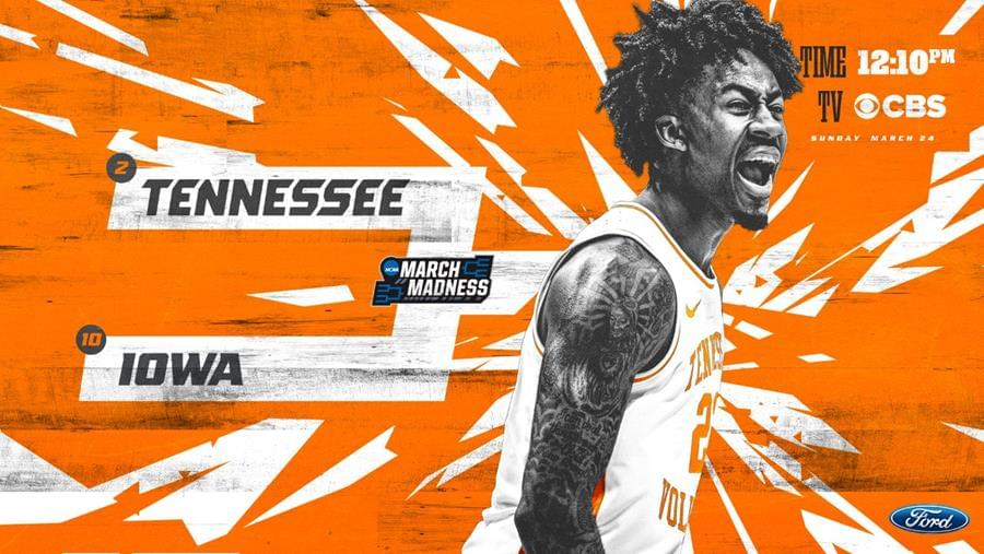 Hoops Preview: #6 Tennessee vs. Iowa