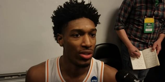 "Video: Kyle Alexander on getting to Sweet 16 ""It's a blessing. All the glory is to God."""