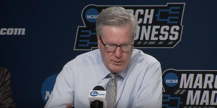"Video: Iowa postgame – Fran McCaffery on UT ""You know, they're going to be a tough out"""