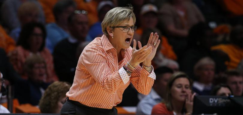 Holly Warlick Out as Lady Vols Head Coach
