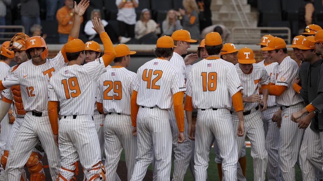 Baseball Central: Tennessee vs. No. 5 Mississippi State