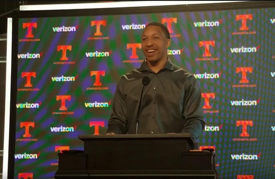 "Video: Grant Williams on testing NBA Draft waters ""Who would have thought a chubby kid from Charlotte, NC would be doing this?"""