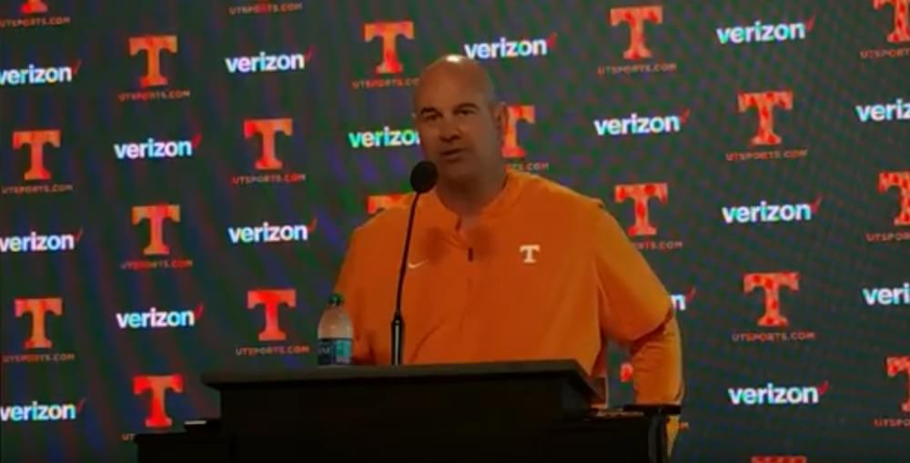 "Video: Jeremy Pruitt on OL ""It's not where we want to be, but there is a lot of positives"""