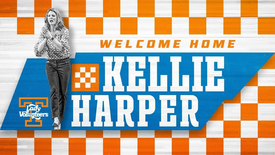 Tennessee Tabs Harper To Return Home, Lead Lady Vol Basketball