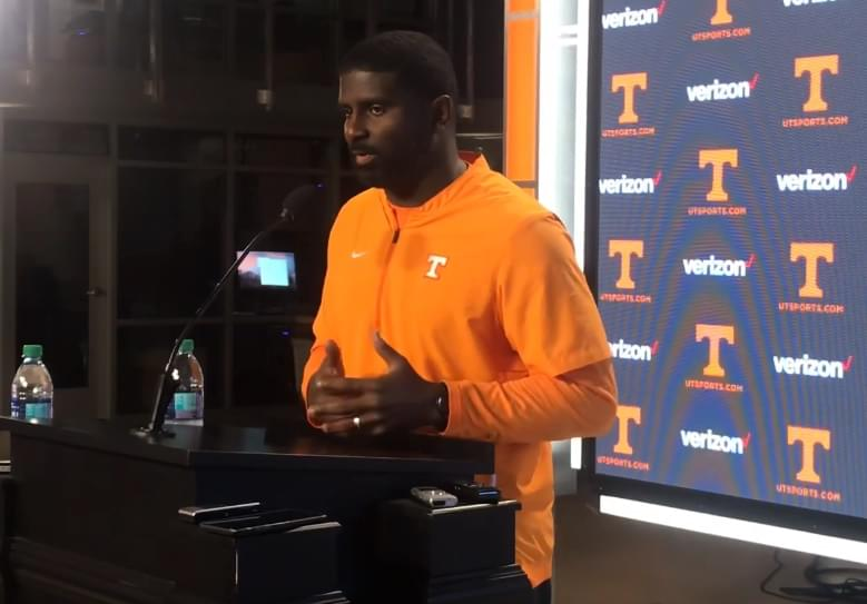 "Video: DC Derrick Ansley ""I think we have a lot of talent"""
