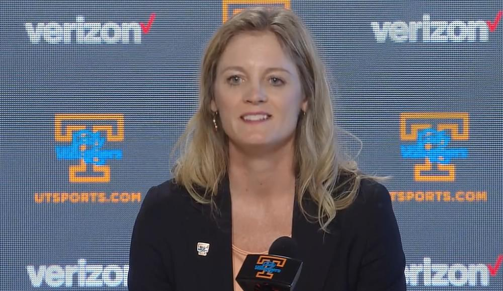 Video: Kellie Harper Introductory Press Conference As Lady Vols Coach