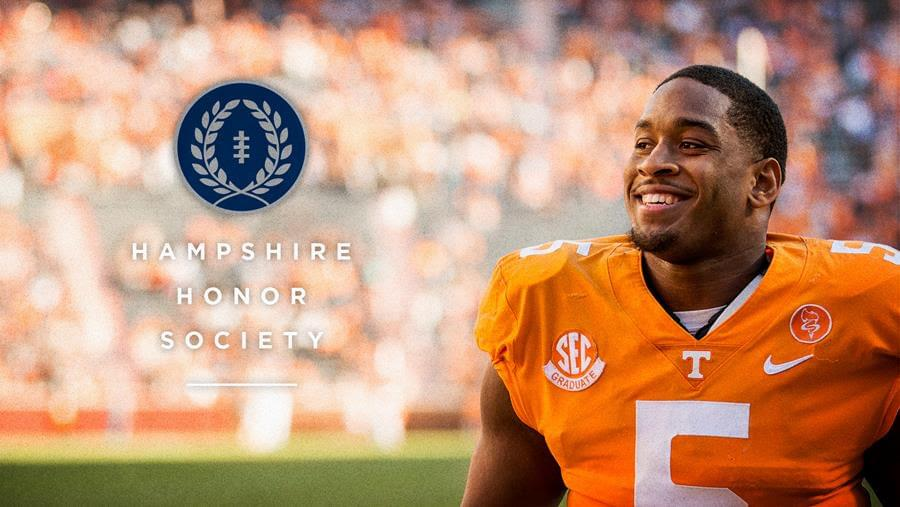 Phillips Named to NFF Hampshire Honor Society