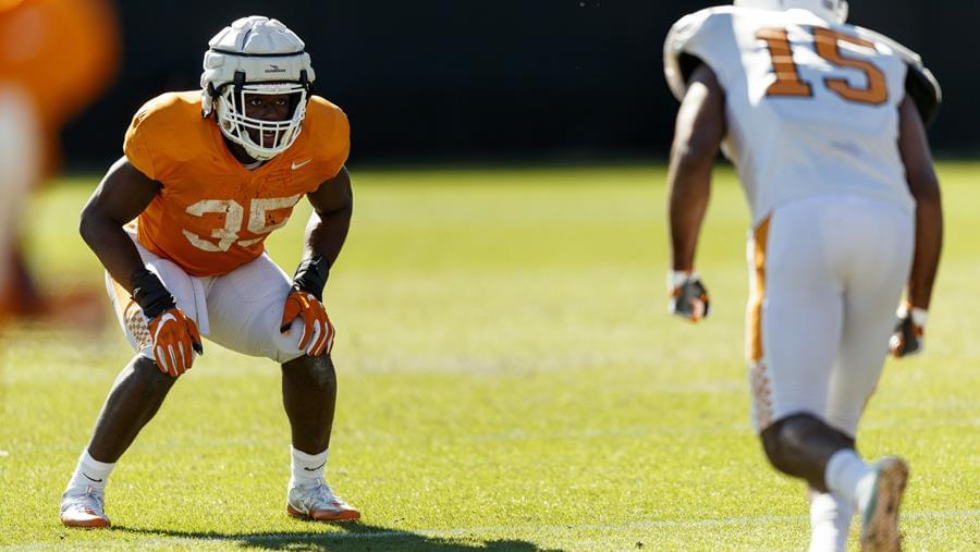 Vol Report: Linebackers Lead Defense into Chevrolet Orange and White Game