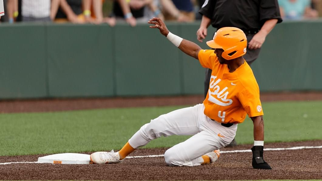 Baseball Central: No. 22 Tennessee vs. Morehead State