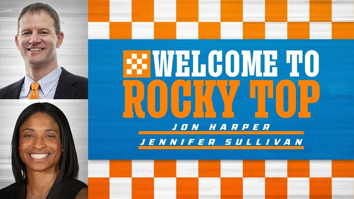 Harper, Sullivan Named Lady Vol Hoops Assistants