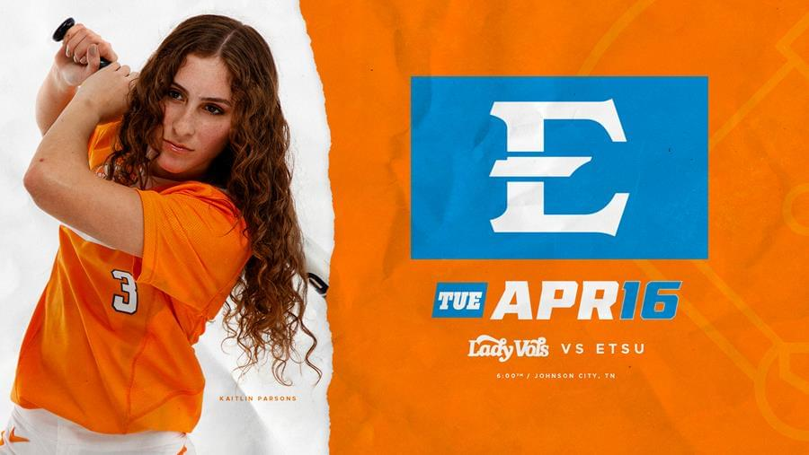Softball Preview: #9/8 Tennessee at ETSU