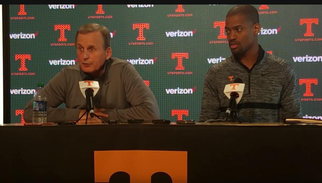 "Video: Rick Barnes, with Kim English, on if full buyout was covered in offer ""I think I would have been the coach at UCLA"""