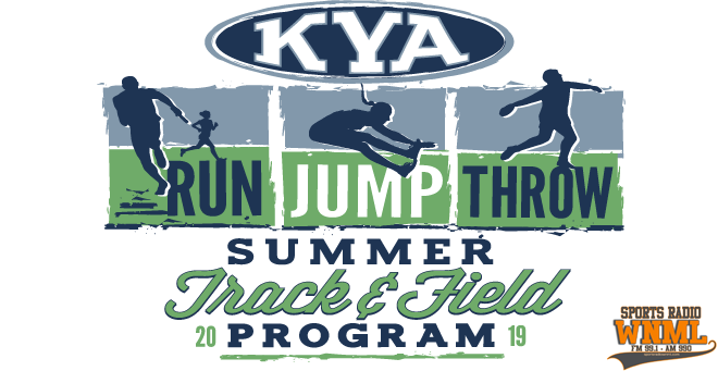 Knoxville Youth Athletics Summer Track and Field Program