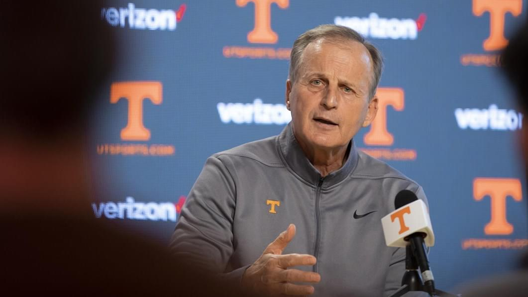 Vol Hoops Press Conference (4.16.18)