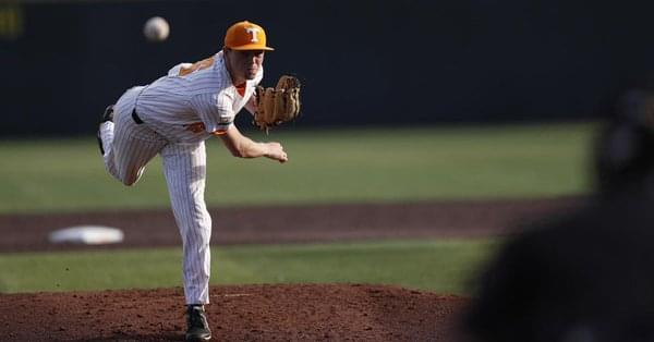 Pitching Leads Vols to 3-1 Win Over Morehead State