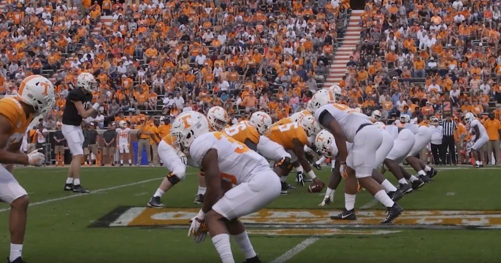 Video: Watch Highlights of 2019 UT Football Spring Game