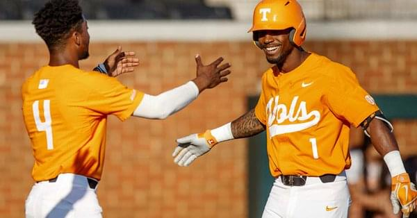 No. 22 Vols Power Past Wildcats with Two Eighth-Inning Homers