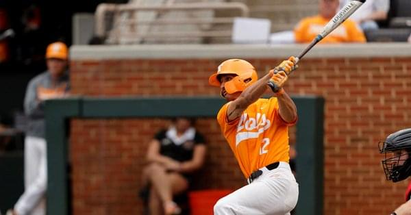 No. 22 Vols Explode for 16 Runs in Blowout Win Against Wildcats