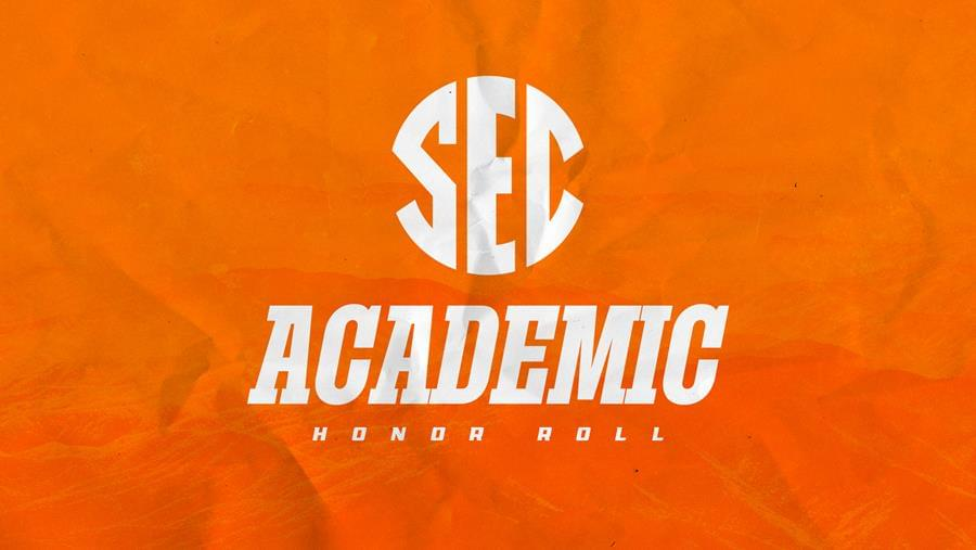 UT Places 41 Student-Athletes on Winter SEC Academic Honor Roll