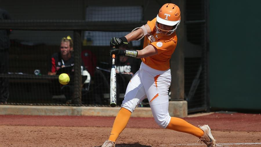 No. 9 Lady Vols Run-Rule TSU, 8-0, in Game 1 of Doubleheader