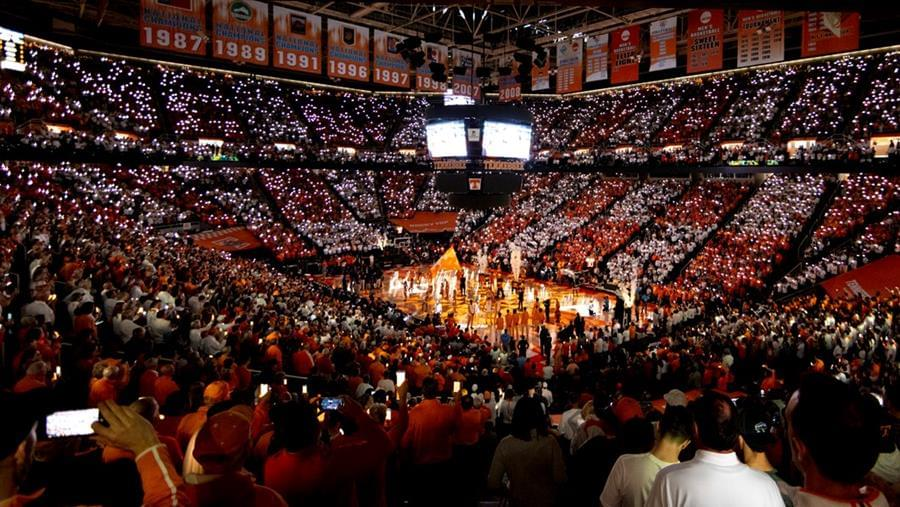 Tennessee Fan Experience Department a Finalist for Marketing Team of the Year