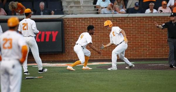 No. 24 Tennessee Takes Down Austin Peay for Midweek Win