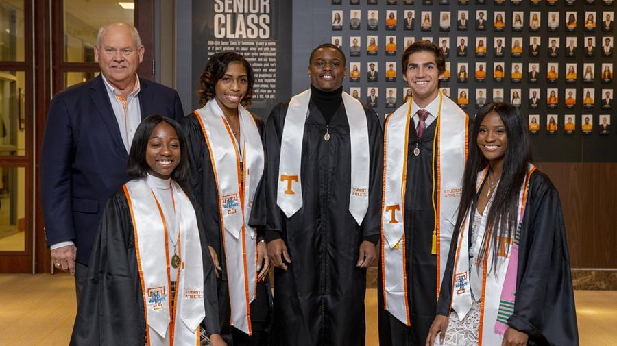 UT Continues to Shine in Latest Academic Progress Rate Update