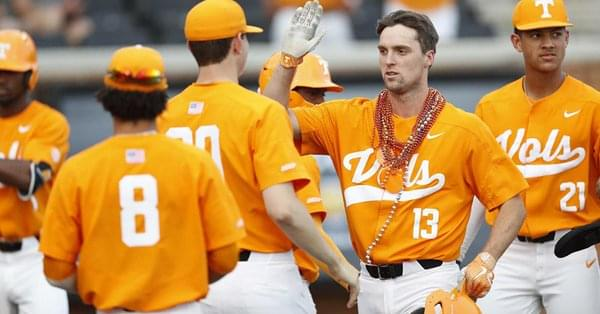 Baseball Central: Tennessee vs. Tennessee Tech