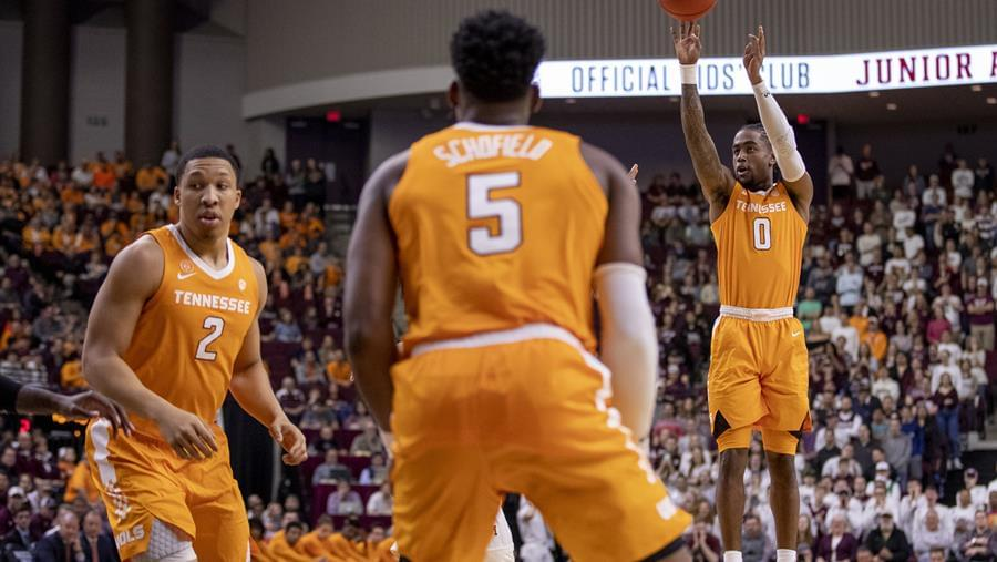 Trio of Vols Selected for NBA Draft Combine