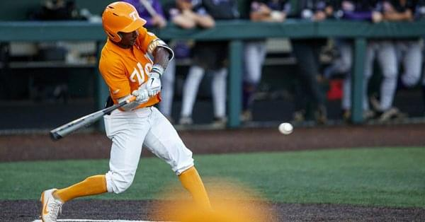 No. 23 Tennessee Wins Tuesday Slugfest vs. Tennessee Tech