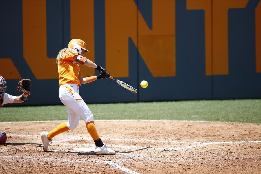 No. 12 Lady Vols Down Ohio State, 12-4, Advance to Regional Final