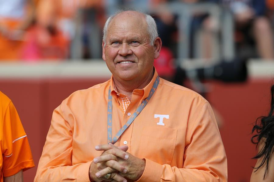 "Fulmer on Vol Baseball, ""I think there is a bright future ahead."""