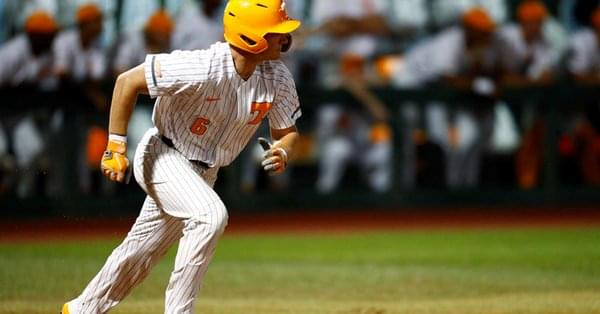 Vols Stumble in NCAA Regional Opener Against Liberty